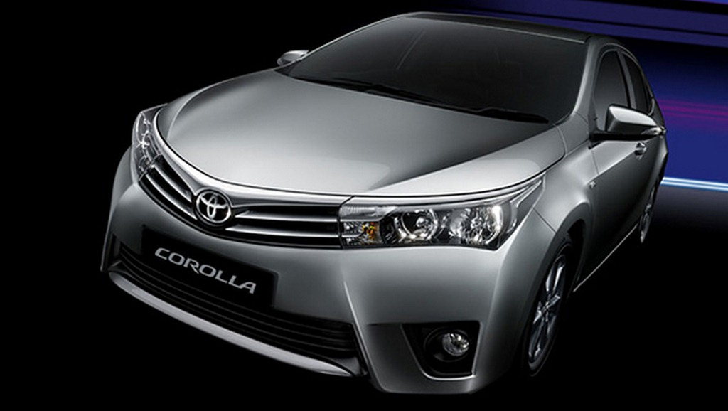 Toyota corolla altis recalled