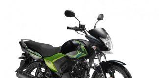 Yamaha Saluto Glory Green