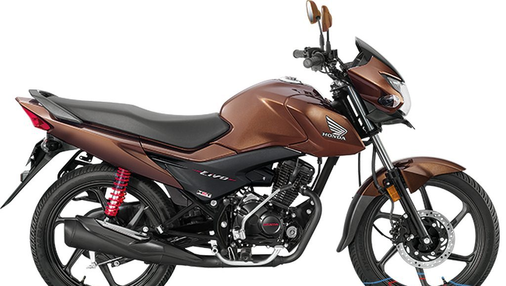 honda Livo Side brown