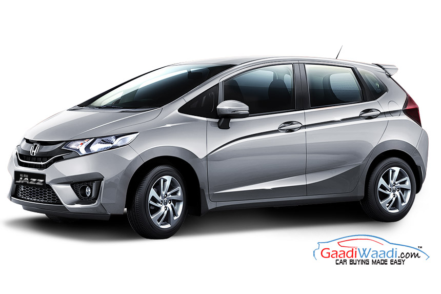 2015 Honda Jazz Launched In India Priced At 5 30 Lakhs