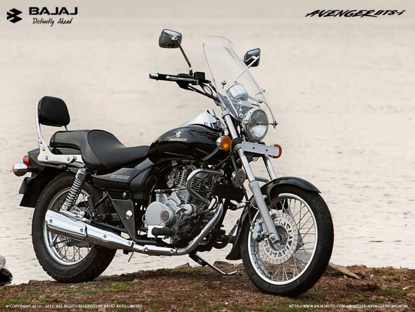 new model 2015 bajaj avenger