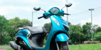 yamaha fascino test ride review