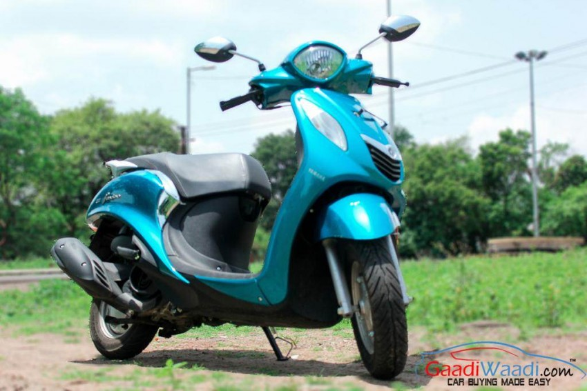 yamaha fascino test ride review