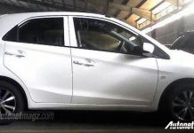 2015 Honda Brio facelift side to launch at 2015 GIIAS