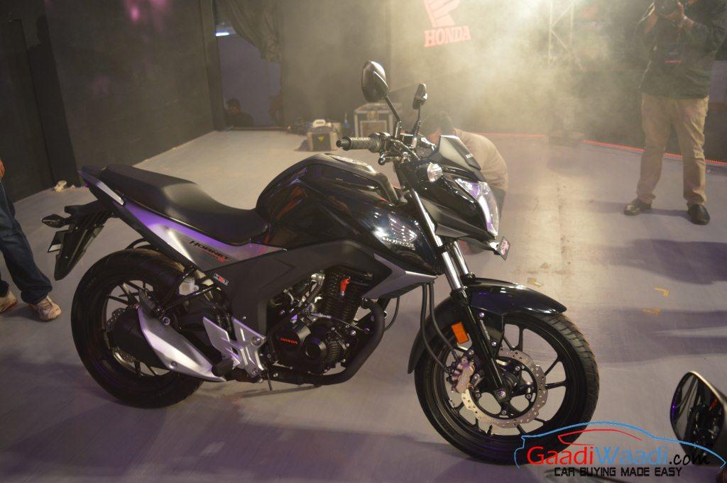 2015 Honda CB 160R Hornet revfest