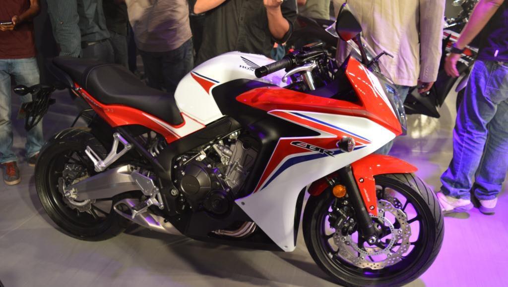2015 Honda CBR650F side india
