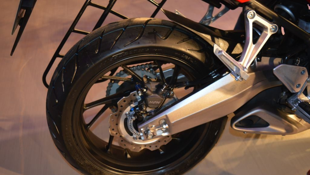2015 Honda CBR650F wing world
