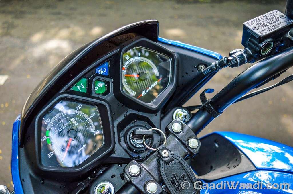 Honda Livo Test Ride Review