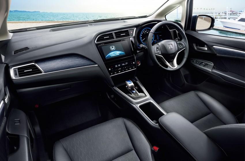 Honda Shuttle Design Patented in India [Updated]