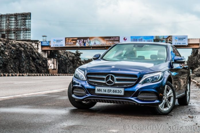 mercedes benz c class emission cheating