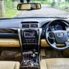 2015 Toyota Camry Hybrid interiors