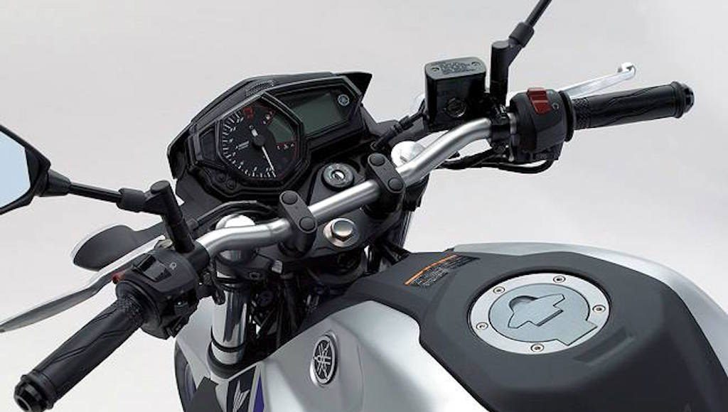 2015 Yamaha MT 03 Instrument Cluster