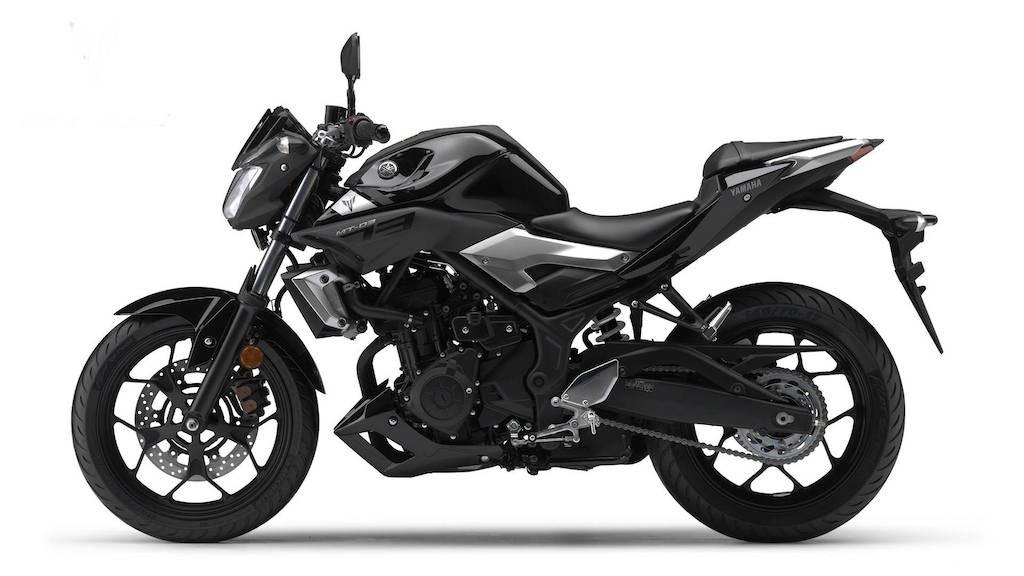 2015 Yamaha MT 03 Reveal