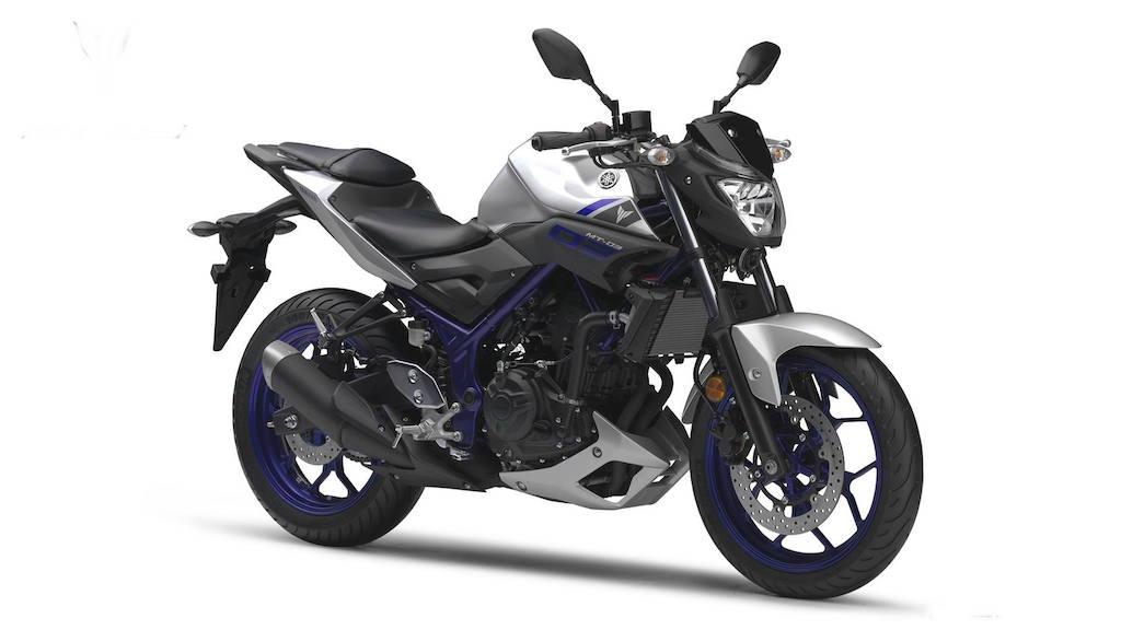 2015 Yamaha MT 03