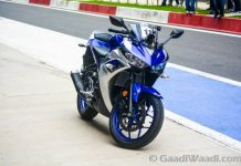 2015 Yamaha YZF R3 test ride review