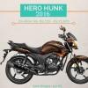 2016 Hero Hunk Facelift