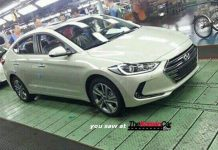 2017 Hyundai Elantra Leaked Design
