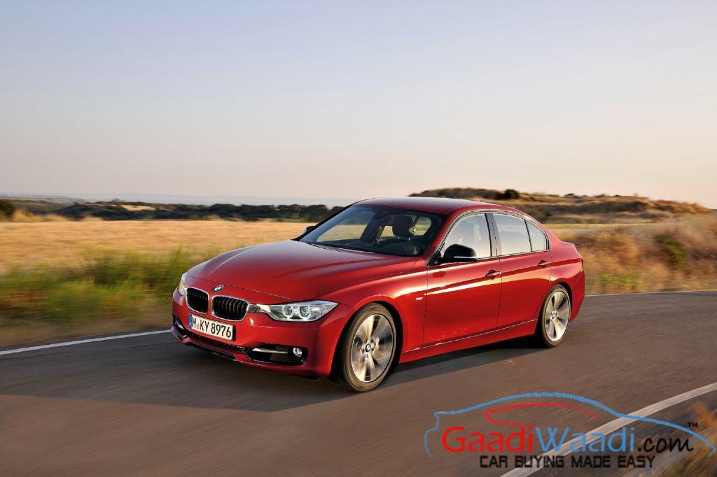 Gst Impact Bmw 3 Series Sedan To Attract Huge Price Cut