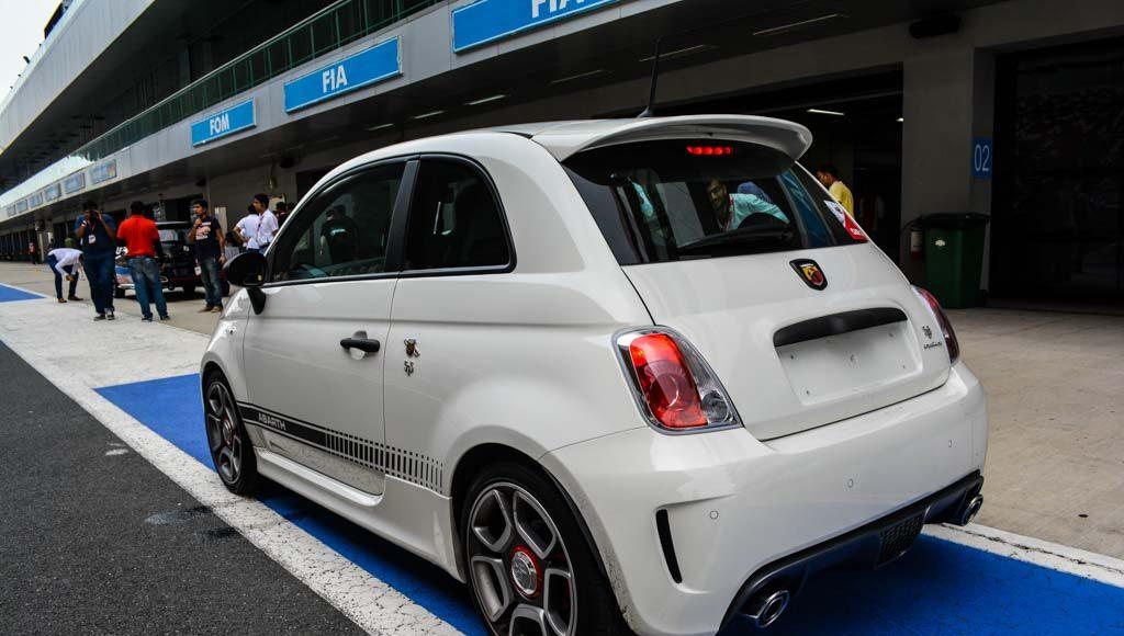 Fiat Abarth 595 Competezione (38)