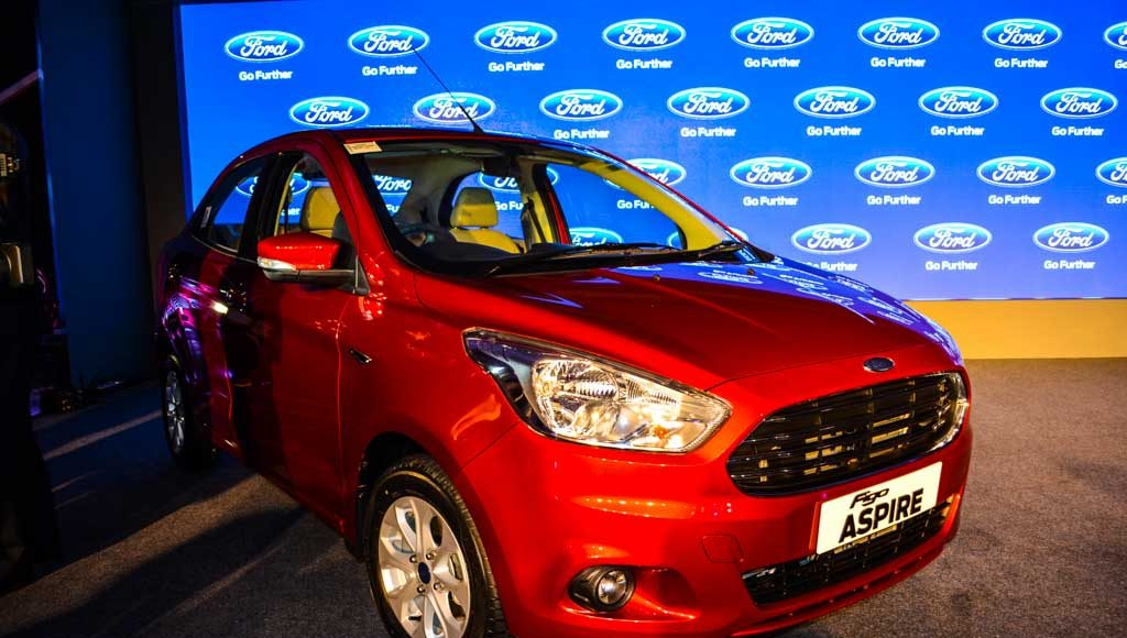 Ford Figo Aspire launched in India-14
