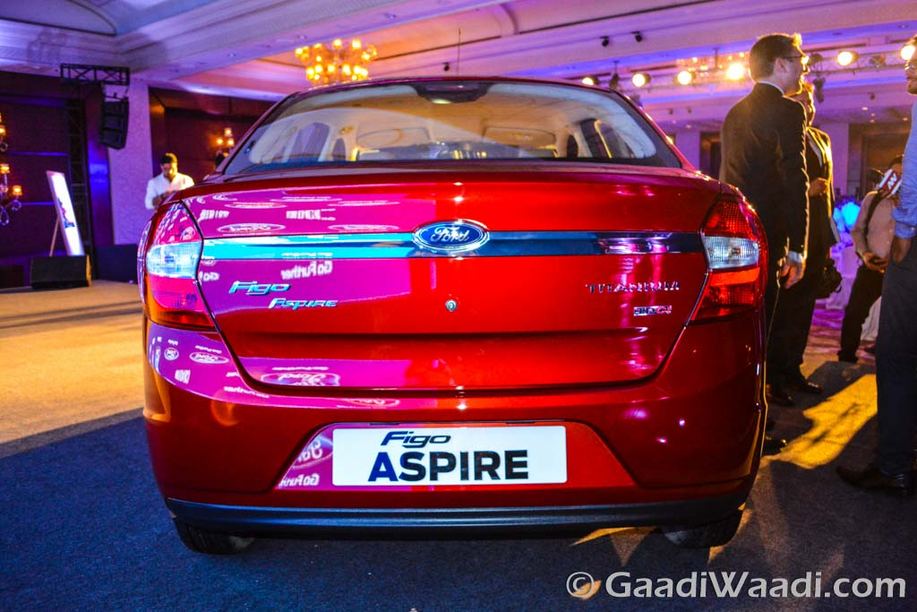 Ford Figo Aspire launched in India-19