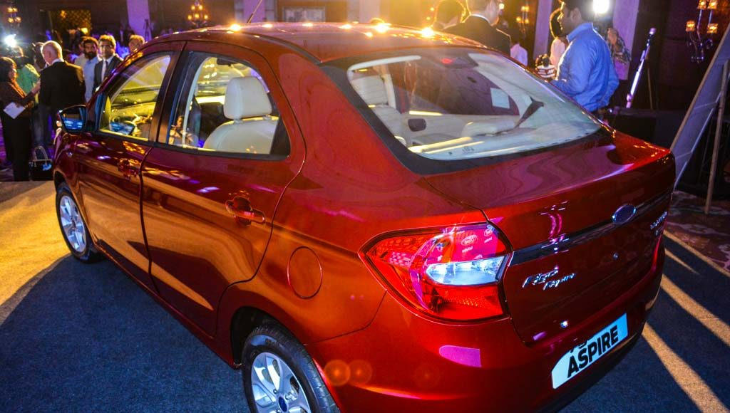 Ford Figo Aspire launched in India-20