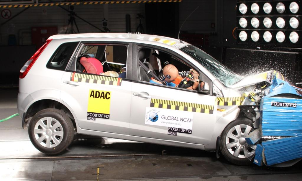 Assam Bans Small Cars Registration Which Failed Crash Test