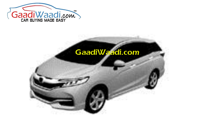 Honda-BRV-Patent-Images