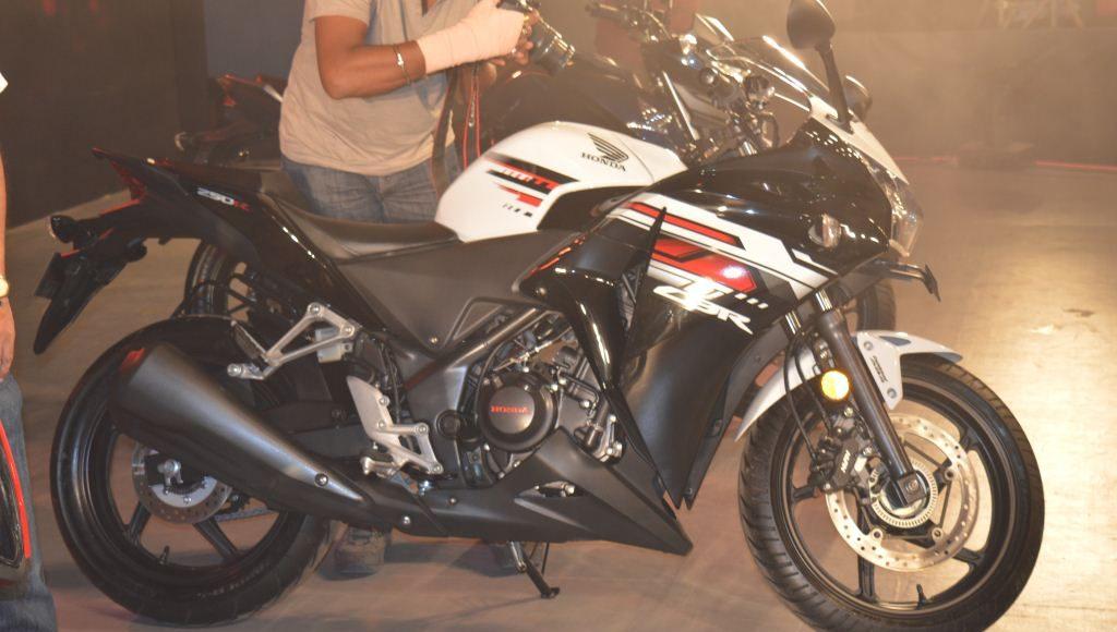 Honda CBR 250R revfest