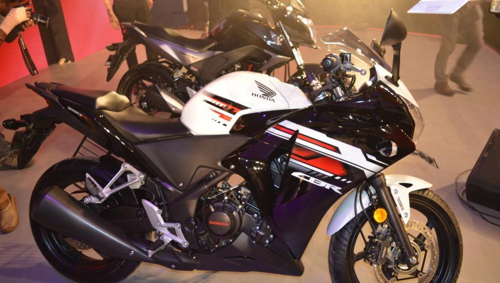 Honda CBR 250R stickers india