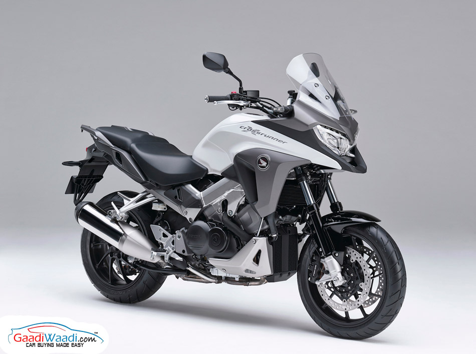 Exclusive: Honda VFR800 Crossrunner Coming to India in 2016, Patent Applied