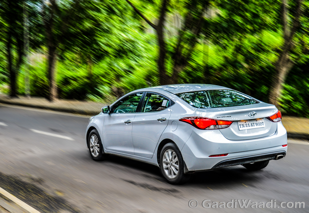 2015 hyundai elantra facelift review. Black Bedroom Furniture Sets. Home Design Ideas