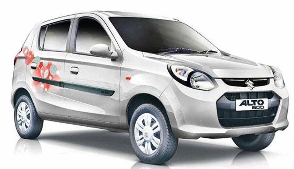 maruti suzuki launches alto 800 onam limited edition in india