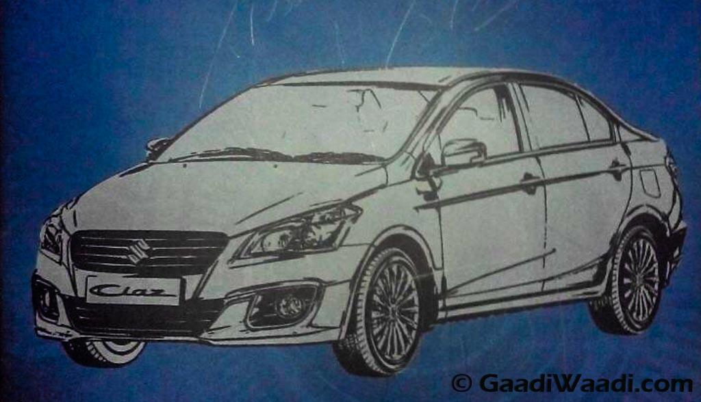 Maruti Suzuki Ciaz Hybrid-1