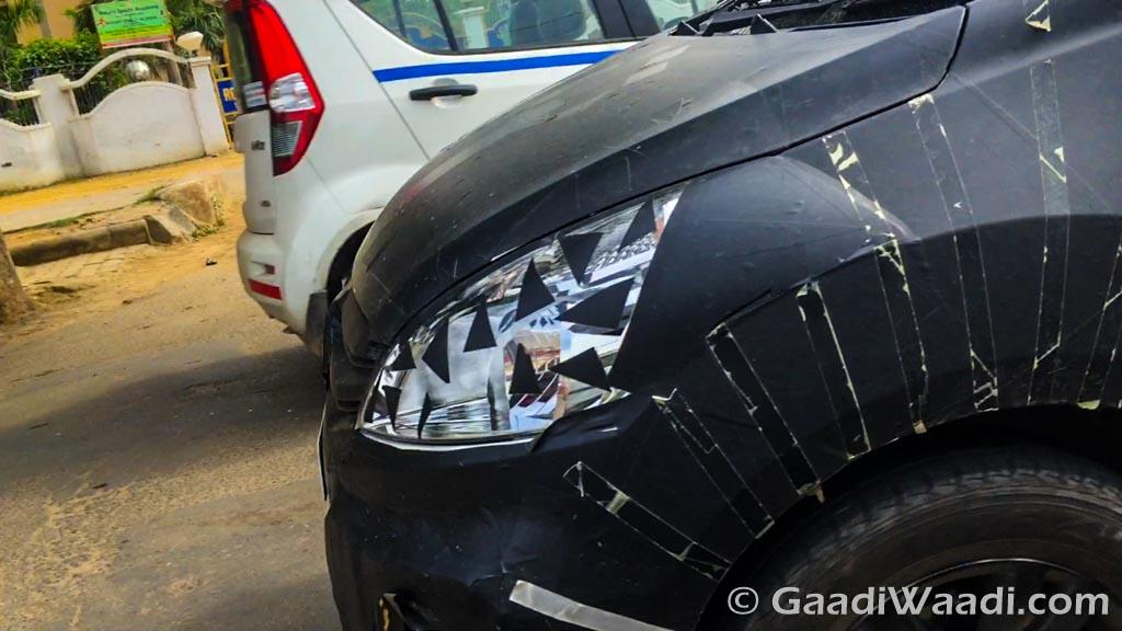 Maruti Suzuki Ertiga 2015 spied testing-3