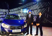 Maruti Suzuki S-cross launch india