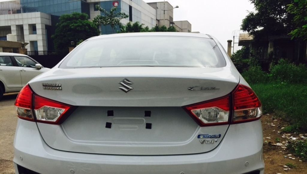Maruti Suzuki SHVS Ciaz Hybrid Price