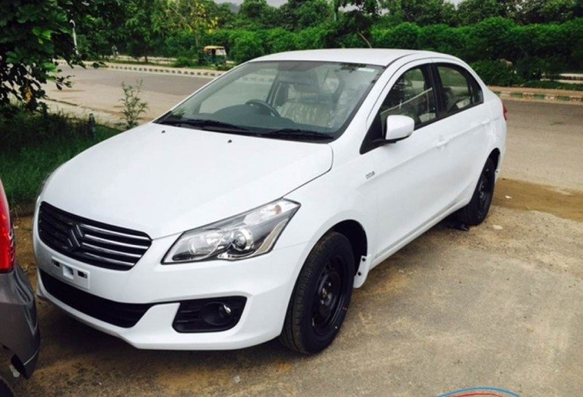 Maruti Suzuki SHVS Hybrid Ciaz india launch