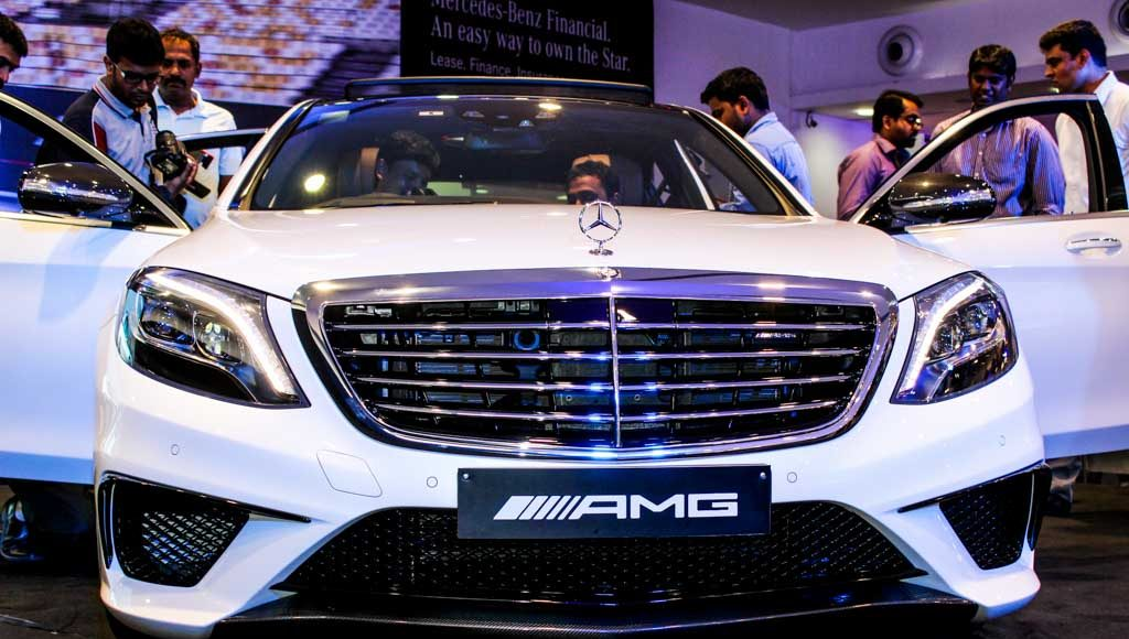Mercedes-Benz S63 AMG Saloon launched-12