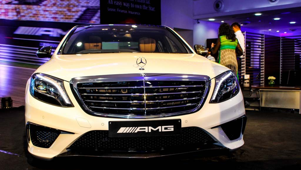 Mercedes-Benz S63 AMG Saloon launched-2