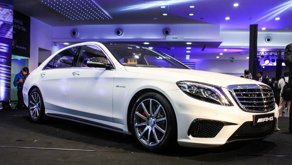 Mercedes-Benz S63 AMG Saloon launched-3