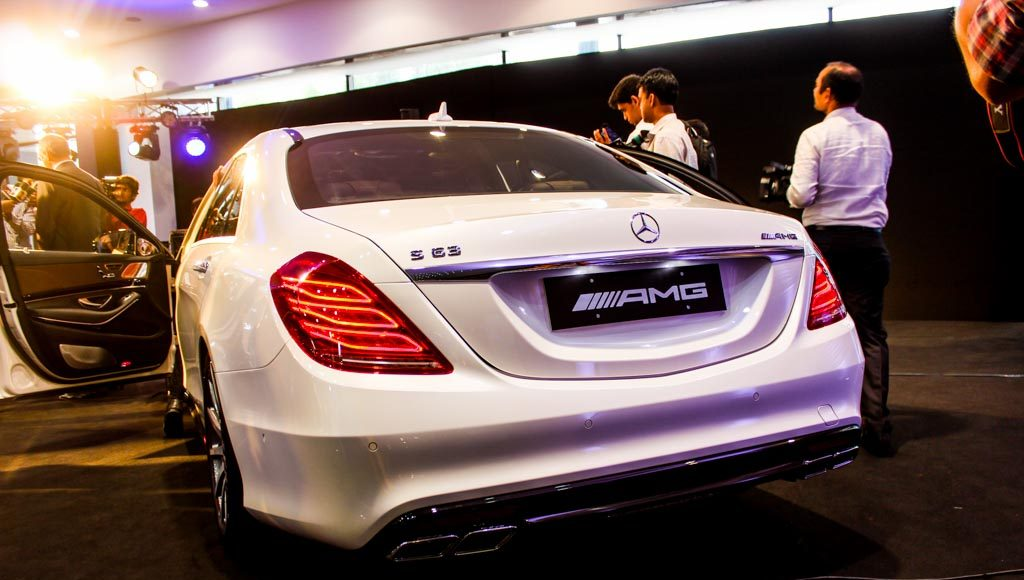 Mercedes-Benz S63 AMG Saloon launched-5