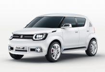 Suzuki iM 4 Concept Front
