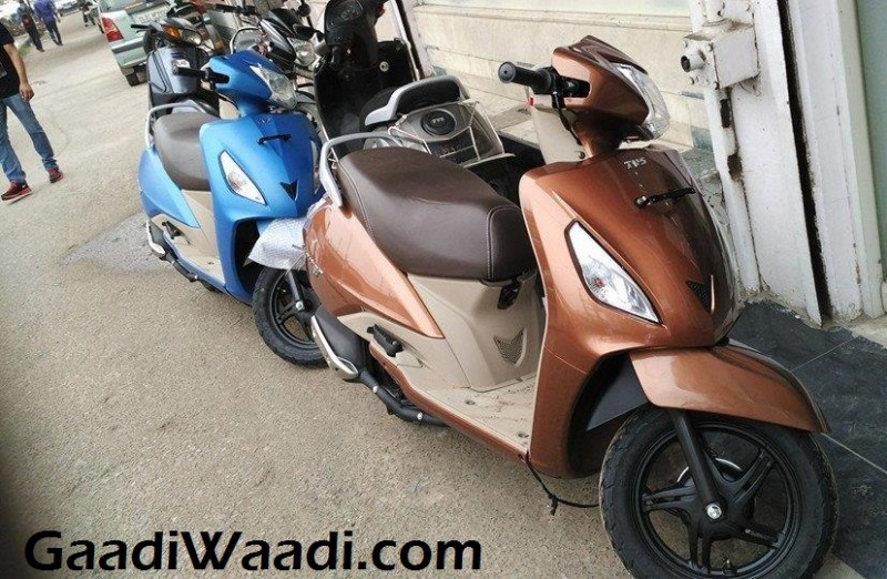 TVS Jupiter ZX launched 3