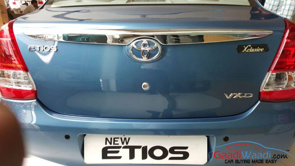 Toyota Etios Xclusive (1)