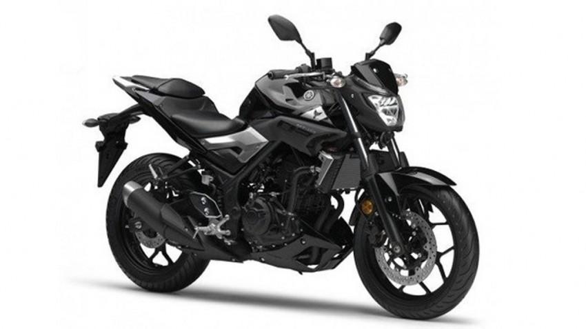 Yamaha MT 03 Photo revealed