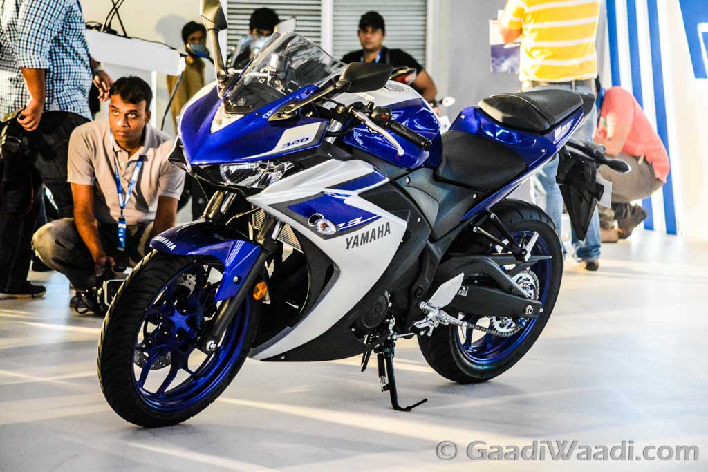 Yamaha R3 Launched at Rs.3.25 lakhs-14