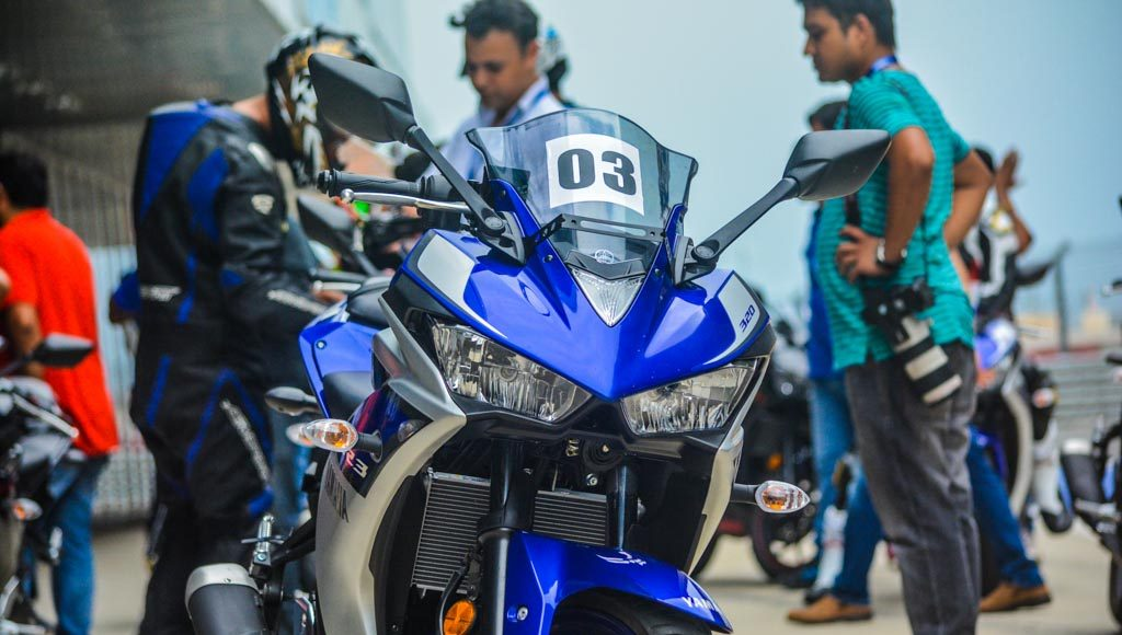 Yamaha R3 Launched at Rs.3.25 lakhs-39
