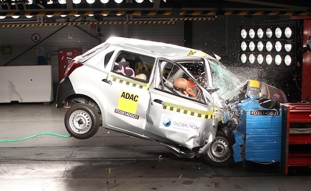 Assam Bans Small Cars Registration Which Failed Crash Test ...