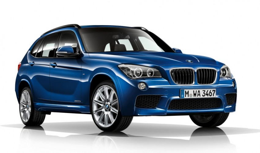 Bmw X1m Sport Package Launched In India At Rs 37 90 Lakhs